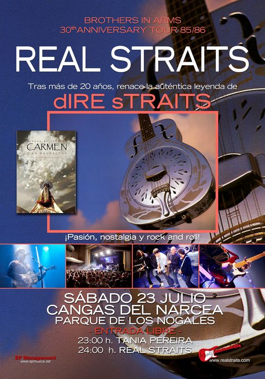 Cartel RS Cangas del  Narcea, MEDIANO